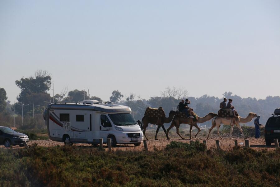 Portugal och Marocko resan del två. Agadir till Marrakech