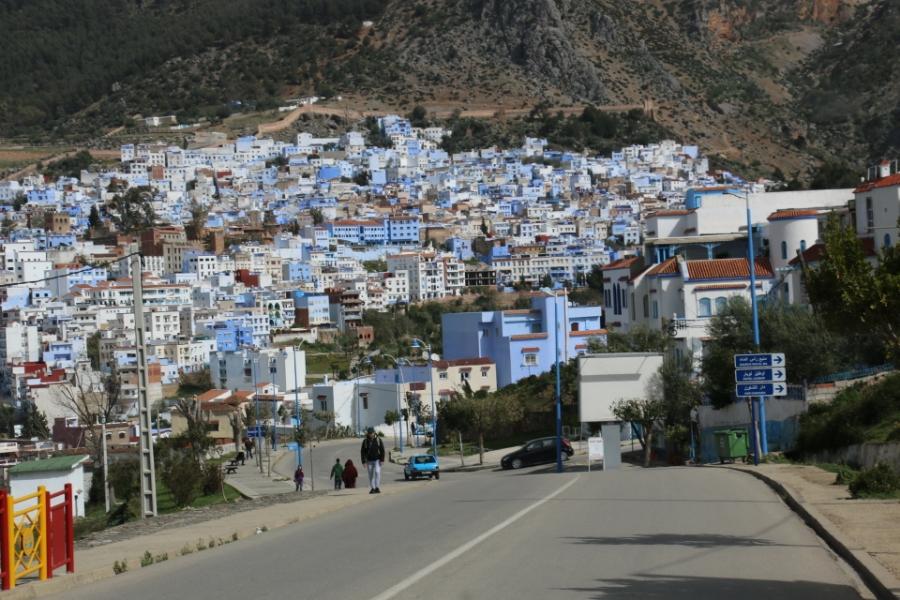 Portugal och Marocko resan del två, Fés till Tanger Med